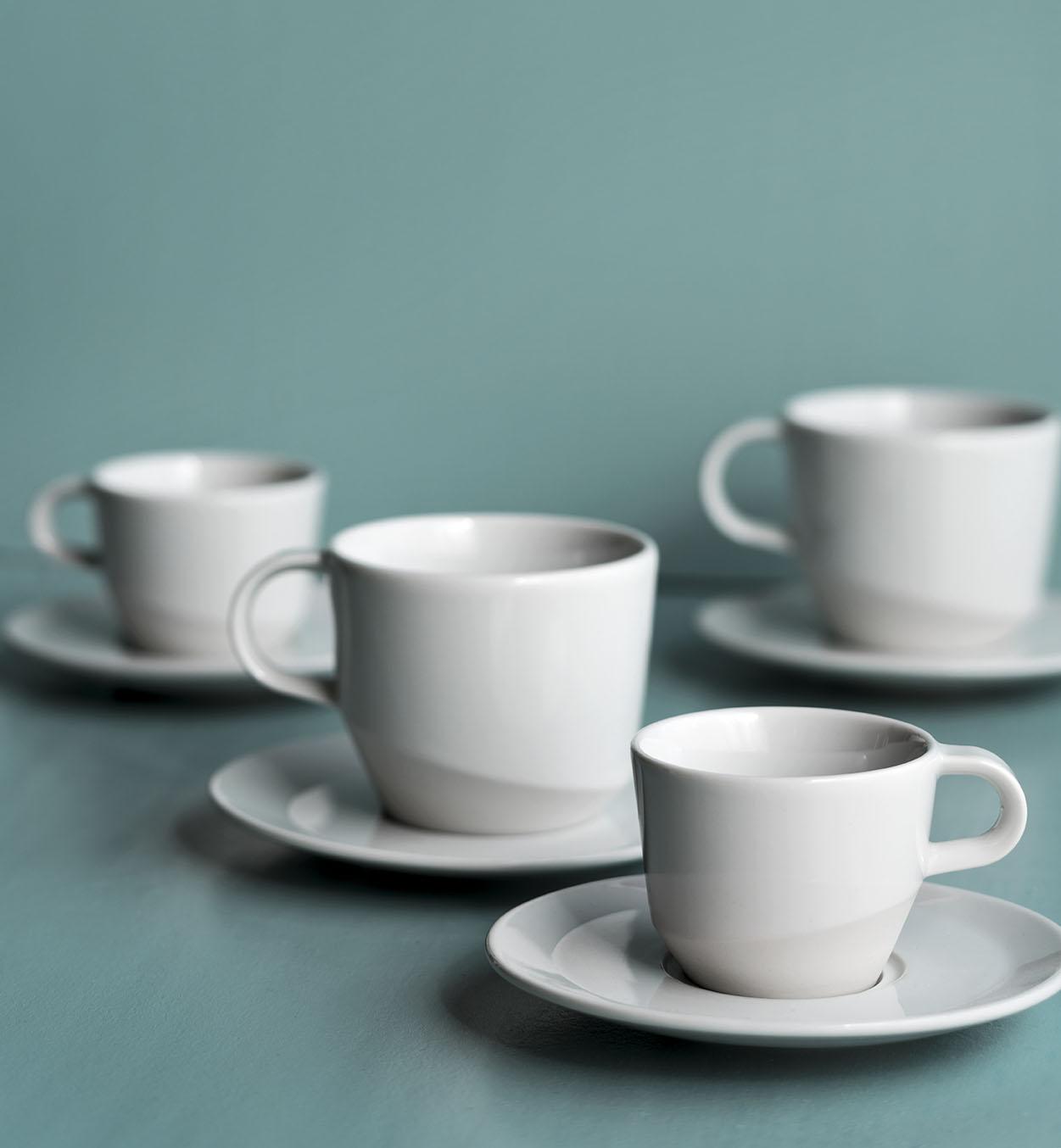 Johan & Nyström cups by Jon Eliason Design. Photo: Brian Pedstrup.